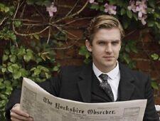 "Downton Abbey UNSIGNED 8"" x 6"" photograph - L6654 - Dan Stevens"