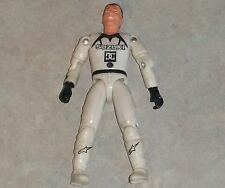 TRAVIS PASTRANA Motorcross/MX Road Champs Action Figure Suzuki DC White Outfit