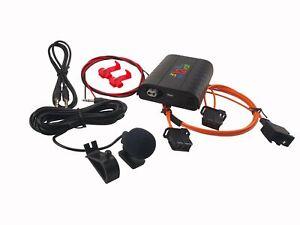 Bluetooth Handsfree A2DP USB AUX Adapter for Audi A4 A5 A6 A8 Q7 MMI 2G