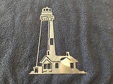 Plasma cut lighthouse sign style 2 metal Wall Decor