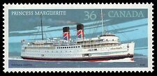 "CANADA 1140 - Canadian Steamships ""Princess Marguerite, 1948"" (pf2230)"