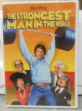 The Strongest Man in the World (DVD 2004)RARE KURT RUSSELL 1975 DISNEY BRAND NEW