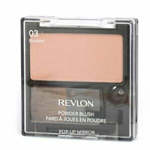 Revlon Powder Blush  03 Blushed