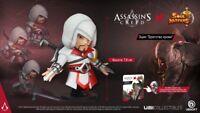 Assassin's Creed Soul Hunters: Ezio Brotherhood UBISOFT CHIBI Figure New Rare