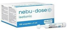 Nebu-Dose Isotonic 25 X 5ml