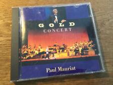 PAUL MAURIAT-Gold Concert [CD album] Philips