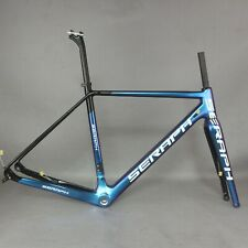 NEW cyclocross carbon frame  Di2 Gravel bicycle bike 700*42C chameleon GR029