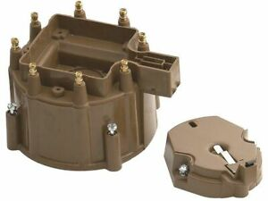 For 1974-1979 Cadillac DeVille Distributor Cap and Rotor Kit Accel 41849JG 1975