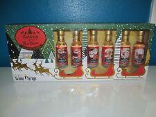 Jordans Skinny Syrup Sugar Free Bottle Lot 6X1.35=8oz Sampler Coffee Flavoring