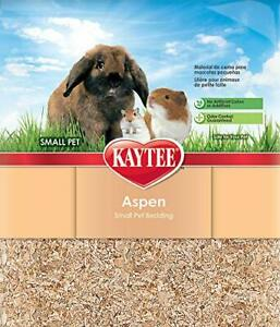 Kaytee All Natural Aspen Bedding 20L and 52L
