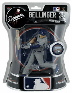 """Cody Bellinger Los Angeles Dodgers NL Rookie of the Year LE MLB 6"""" Figure #/3600"""