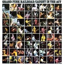 Grand Funk Railroad Caught in the Act Remastered CD NEW