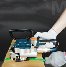 More details for hand-held pneumatic strapping tools strap welding banding packaging balers uk