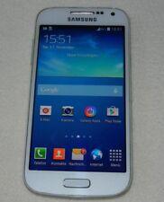 Samsung  Galaxy S4 mini I9195 in Weiß.  + +