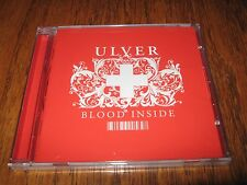 "ULVER ""Blood Inside"" CD   arcturus agalloch sunn o)))"