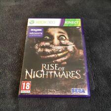 xBox 360 Rise Of Nightmares FRA CD état neuf