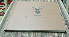 Red Deer-Biography of a Sandhills Hunting Club by Jon Farrar-Signed-41/394-2005