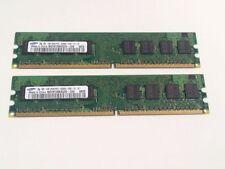 DDR2 SDRAM de ordenador Samsung PC2-5300 (DDR2-667)