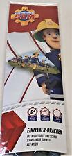Feuerwehrmann Sam Flug Drachen aus Nylon Einleiner 97 cm x 58 cm