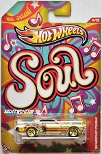 HOT WHEELS 2013 JUKEBOX '68 MERCURY COUGAR #14/32