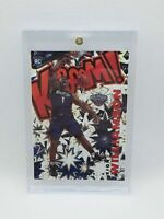 Zion Williamson Kaboom! Crown Royale Rookie Card VINYL STICKER NBA Pelicans RC