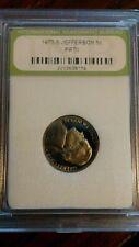Jefferson Nickel 1973-S 5 cent Proof 1973S