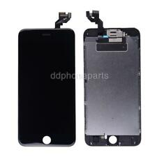 """Black LCD Screen Touch Digitizer Front Camera Bezel Frame F iPhone 6S Plus 5.5"""""""