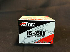 NOS HiTec HS-85BB Mighty Micro Ball Bearing In Original Box Part