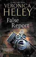 False Report (An Abbot Agency mystery) by Heley, Veronica, NEW Book, FREE & FAST