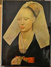 LA PEINTURE FLAMANDE, DE Siècle De Van Eyck, SKIRA, 1957.