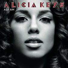ALICIA KEYS As I Am CD BRAND NEW