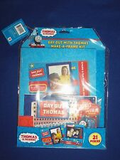 Make A Frame Kit 21 Piece Day Out With Thomas & Friends Photo picture srapbook