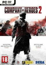 Company Of Heroes 2 for PC Brand New Factory Sealed