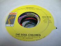 Soul 45 THE SOUL CHILDREN Hearsay on Stax 5