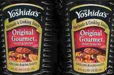 Mr. Yoshida's Yoshidas Original Gourmet Sauce HUGE126oz