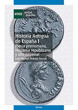 UNED Historia antigua de España I, eBook, 2013