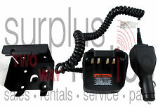 NEW MOTOROLA OEM CAR CHARGER NNTN8525A XPR6100 XPR6300 XPR6350 XPR6500 XPR6550