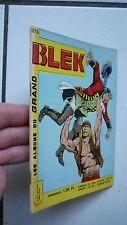 LUG / BLEK  / NUMEROS  275 /  DECEMBRE   1974