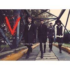 K-pop 100% V - 100% V (Single Album) (100Pv01S)