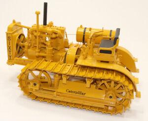 1/16 ACMOC Gilson Riecke Caterpillar Model Sixty Highway Yellow Limited Edition