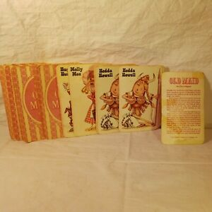 1975 Vintage Old Maid 40 cards & Instructions!