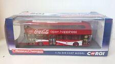 Corgi OM46623 Wrightbus New Routemaster Coca Cola Livery Ltd Edition of 1500