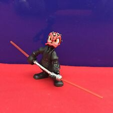 Disney Star Wars Action Figure Donald's Duck as Darth Maul 2008