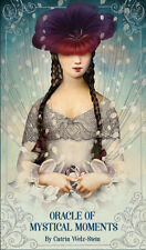 Oracle of Mystical Moment NEW Sealed color cards 44 pg book Catrin Welz-Stein