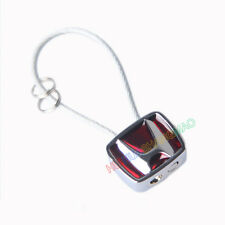 Creative Mini Steel Wire Keychain Keyring Key Holder Pendant Car Logo For HONDA