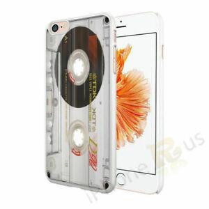 Retro Music Tape Phone Case Cover for Apple iPhone Samsung Huawei Nokia Etc