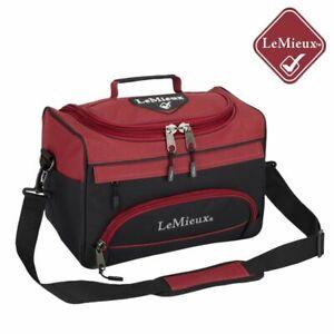 LEMIEUX PRO KIT LITE GROOMING BAG BURGUNDY