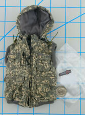 Damtoys gangsters kingdom spade 3 hooded vest 1/6 DID dragon art bbi Soldier Joe