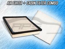 AIR FILTER CABIN FILTER COMBO FOR 2008 2009 2010 DODGE GRAND CARAVAN