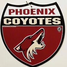 NHL Interstate Sign, Phoenix Coyotes, NEW